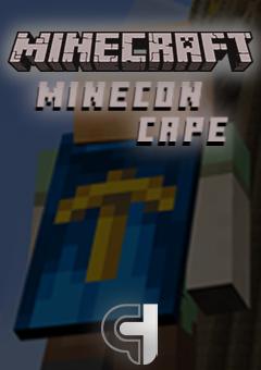 Minecon Cape