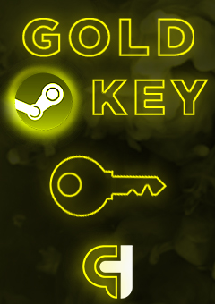 Steam Gold Key
