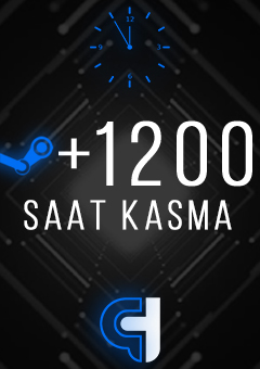 Steam Saat Kasma +1200